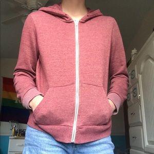 forever 21 zipup hoodie
